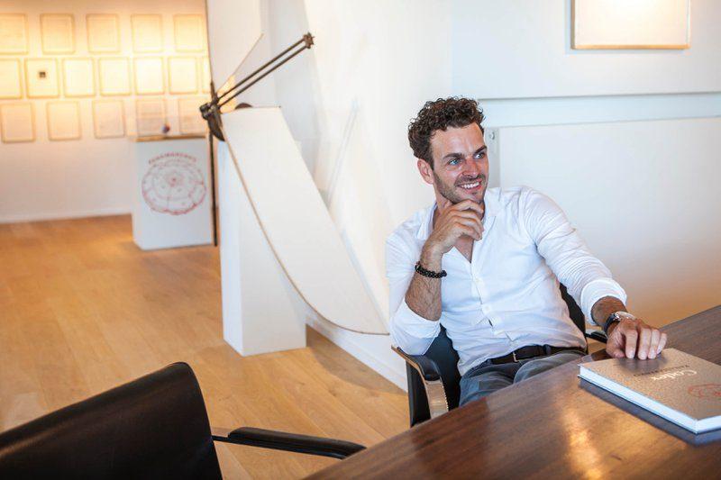 Jesse over de nood aan een vernieuwde kijk op de grafische sector