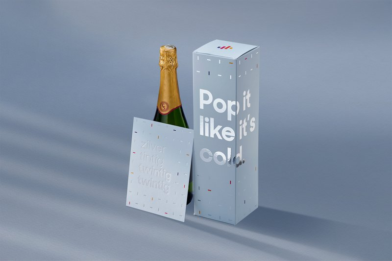 Champagnedoos voor dpg media