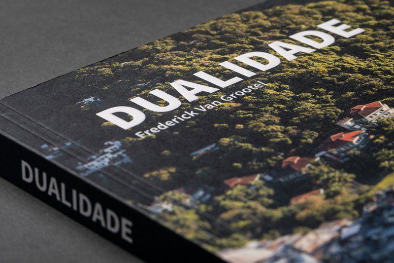 Cover Dualidade van Frederick Van Grootel