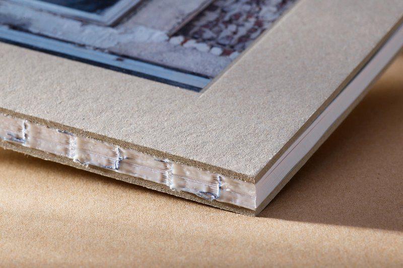 Cover met open rug