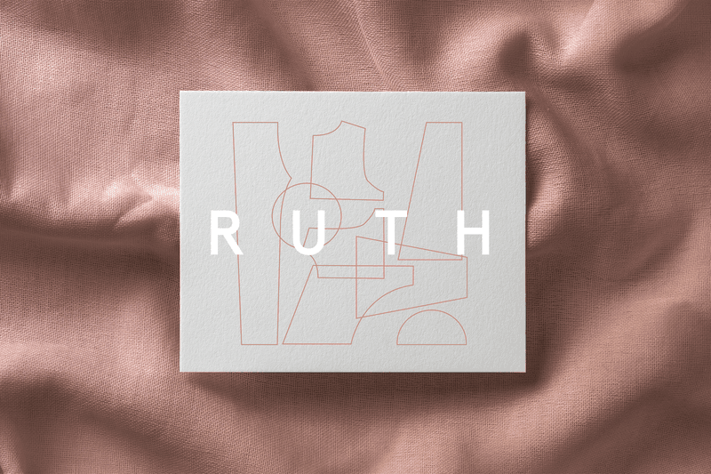 Postkaart Ruth - Studio Posen