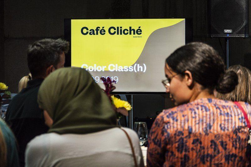Café Cliché is een succes